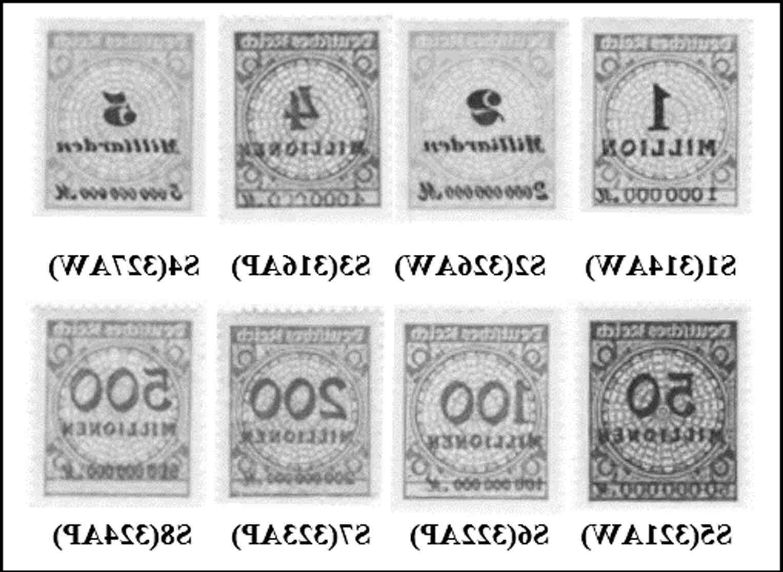Comment reconnaître un timbre bleu de Prusse ?